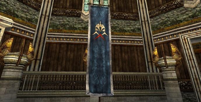 Bannière de Durin IV