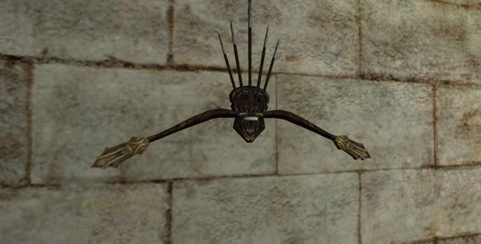 Arc de Minas Ithil Monté au Mur