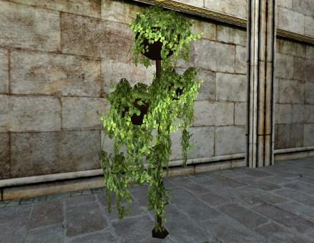 Cache-Pot à étages de Lierre Verdoyant