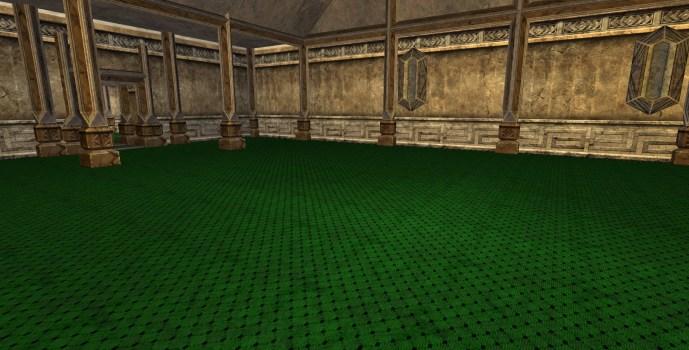 Tapis Vert