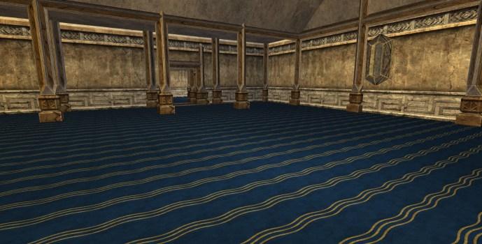 Moquette Fantaisie Bleue – Premier Style (Fancy Blue Carpet – First Style)
