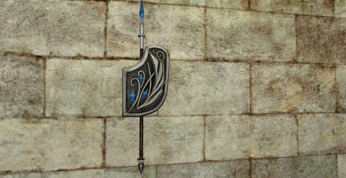 Armes de Sentinelle Murales de Remmorchant