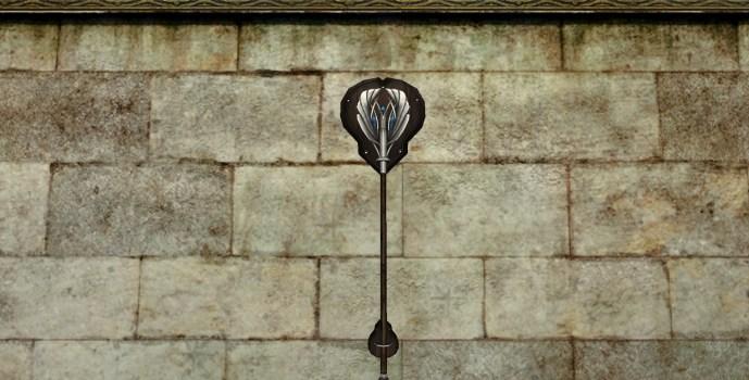 Bâton Mural de Remmorchant