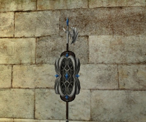 Bouclier Mural de Gardien de Remmorchant