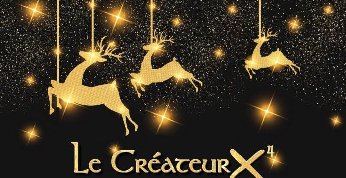 Concours : Le Créateur X4 – Édition Yule (MàJ)
