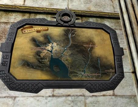 Carte du Val d'Aïeul