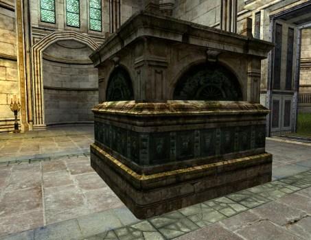Réplique Élaborée d'une tombe Arnorienne