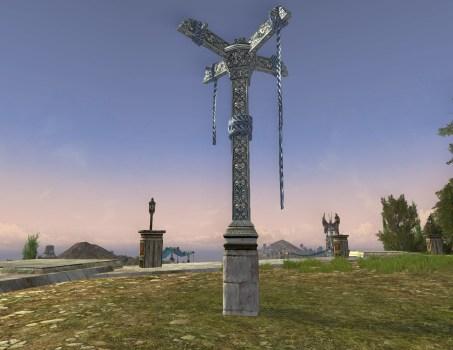 Présentoir du Gondor de Maître des Écuries
