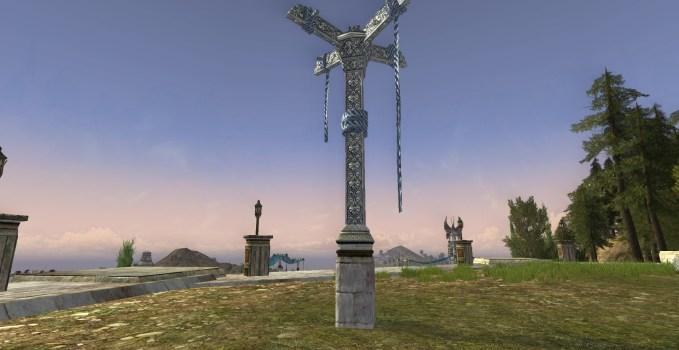 Stand de Maître d'Écurie Gondorien