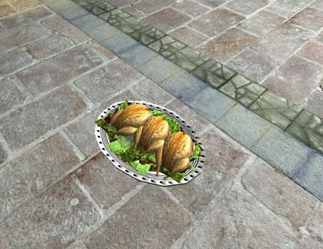 Poulets rôtis
