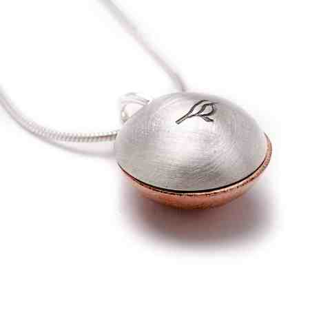 Nest Egg Necklace 2
