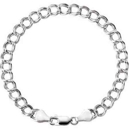 Sterling Silver Charm Bracelet 1