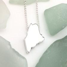 Maine Geometric Beach Stone Bracelet 3