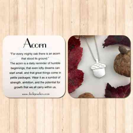 Acorn Pendant 3