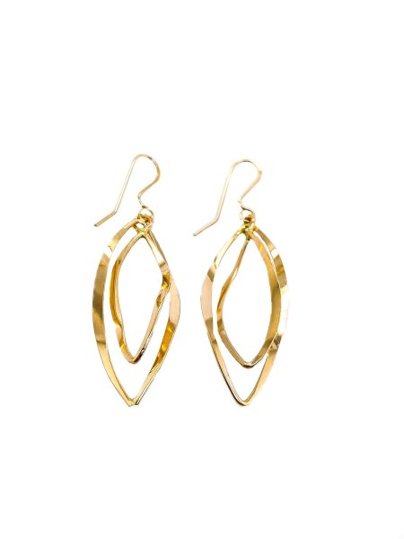 Dancing Wave Earrings 2