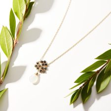 Single Pearl Necklace 4