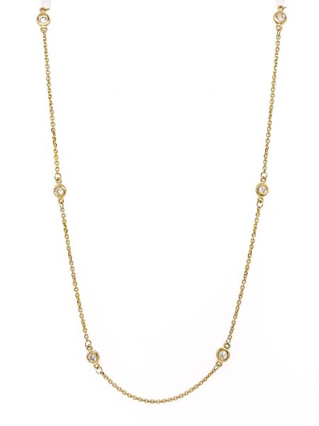 Diamonds by the Yard Necklace 2