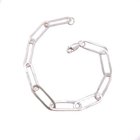 Paper Clip Bracelet 1