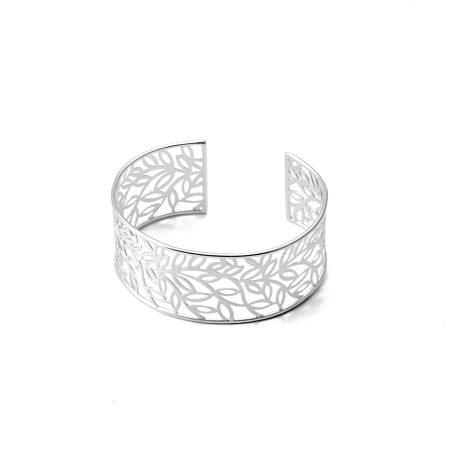 Leaf Cuff Bracelet 1
