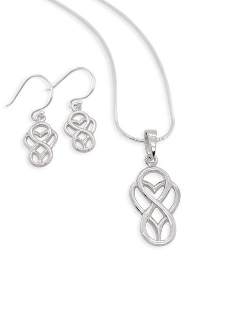 Infinite Love Earrings 2