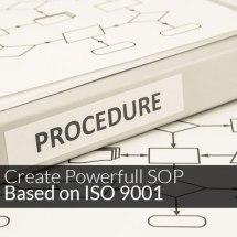 SOP berdasarkan ISO 9001