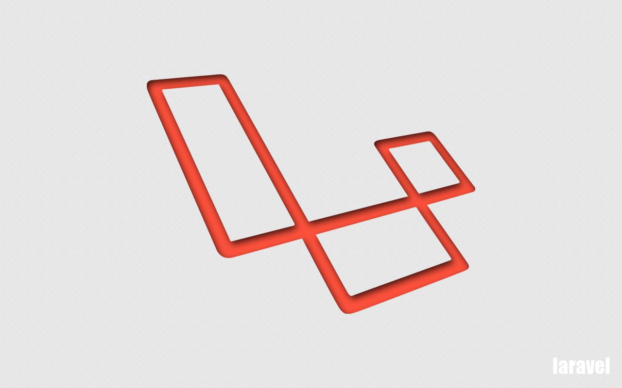 logo de Laravel 5.1