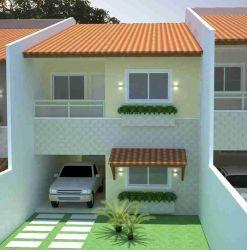 Casas Simples Sobrado