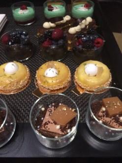 Desserts de Rolland Del Monte