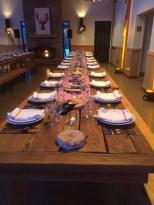 table de cabane