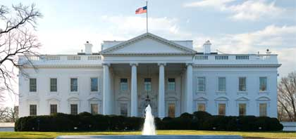 The White House - North
