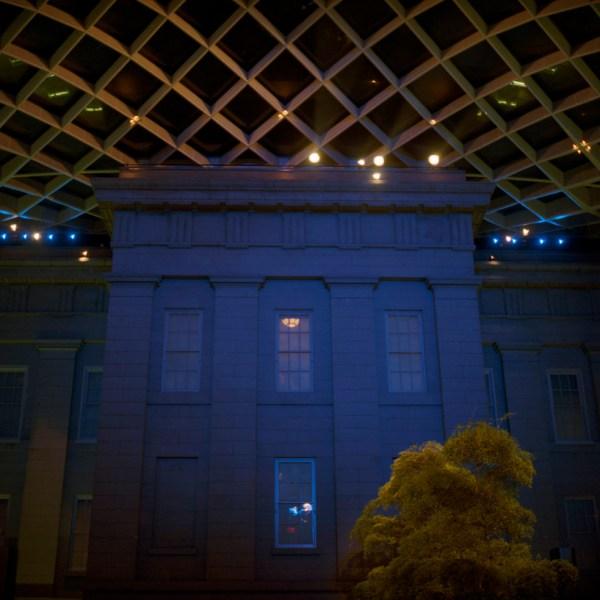 Kogod Courtyard Of National Portrait