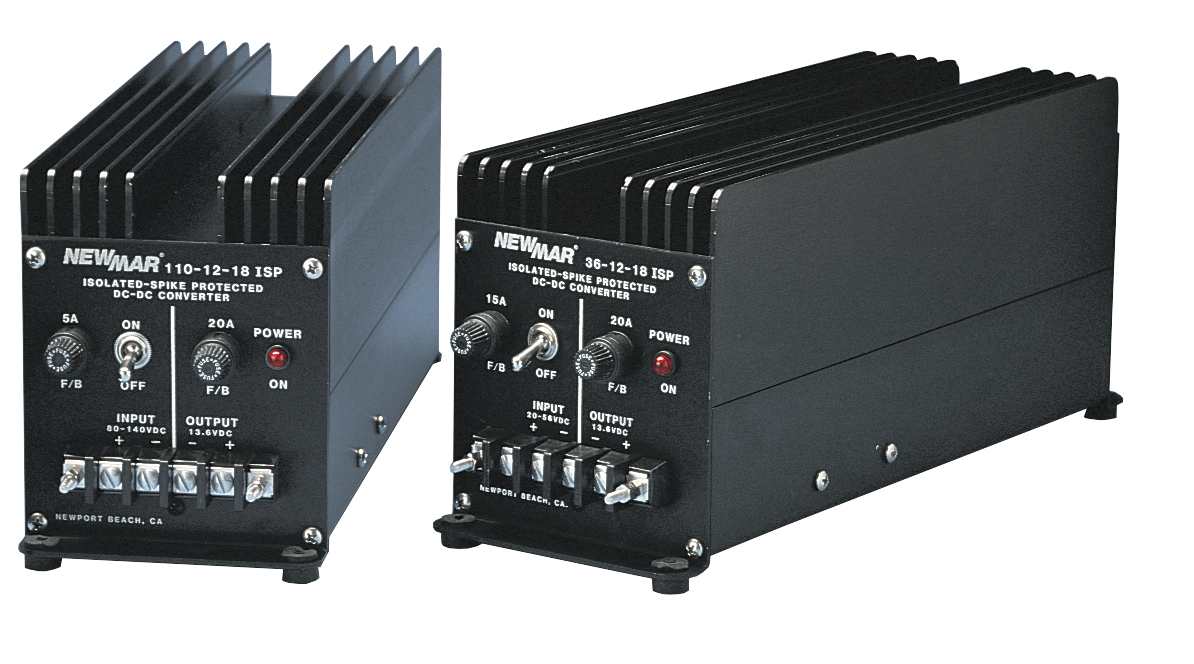 hight resolution of dc dc converters isolated series