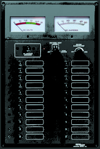 Marine Electrical Control Panels DC And ACDC Marine