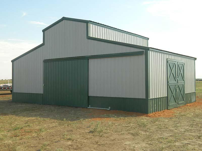 Livestock Barns D Cross Barn Co Pole Barns Tulsa