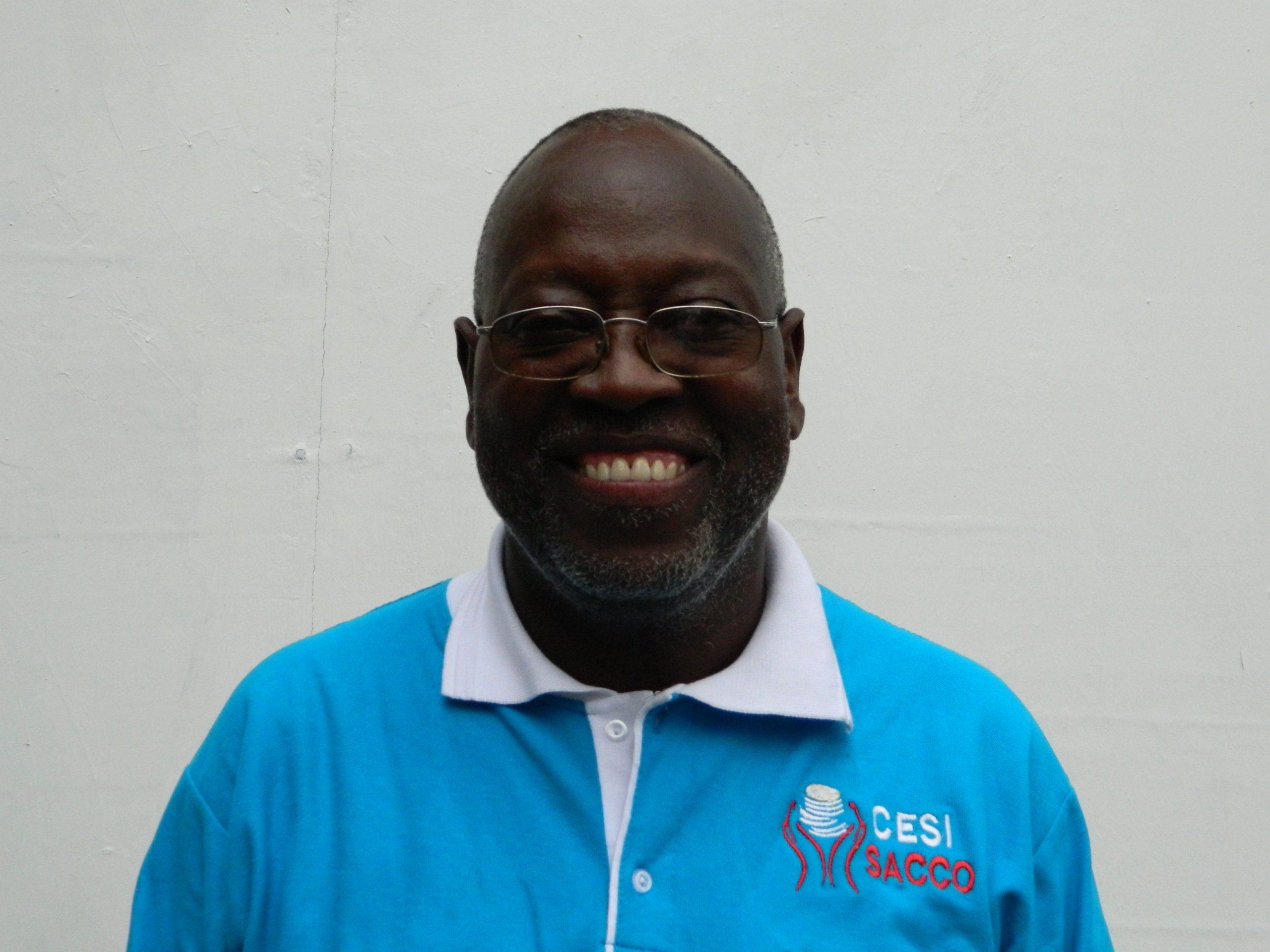Joel Kimeu