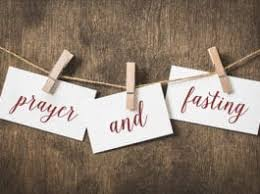 Fasting Focuses And Strengthens Prayer