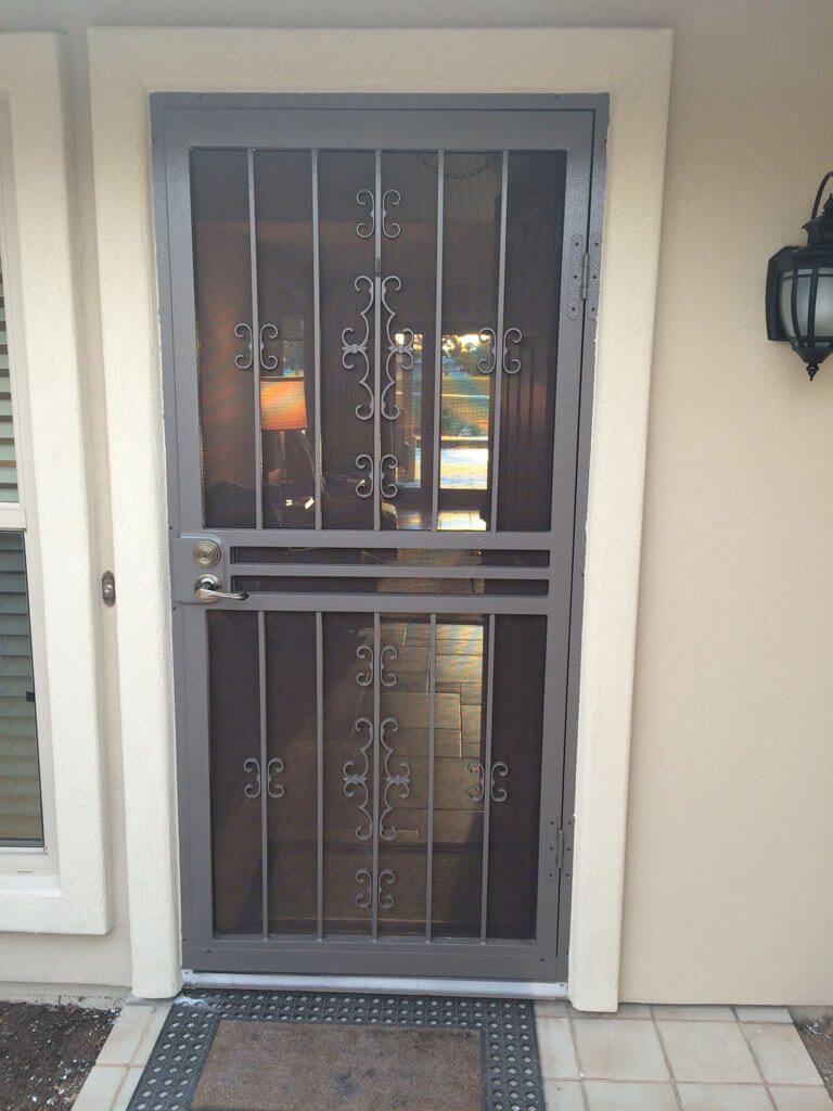 Decorative Security Doors  DCS Industries LLC