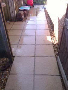 Pathway after a DCS Clean