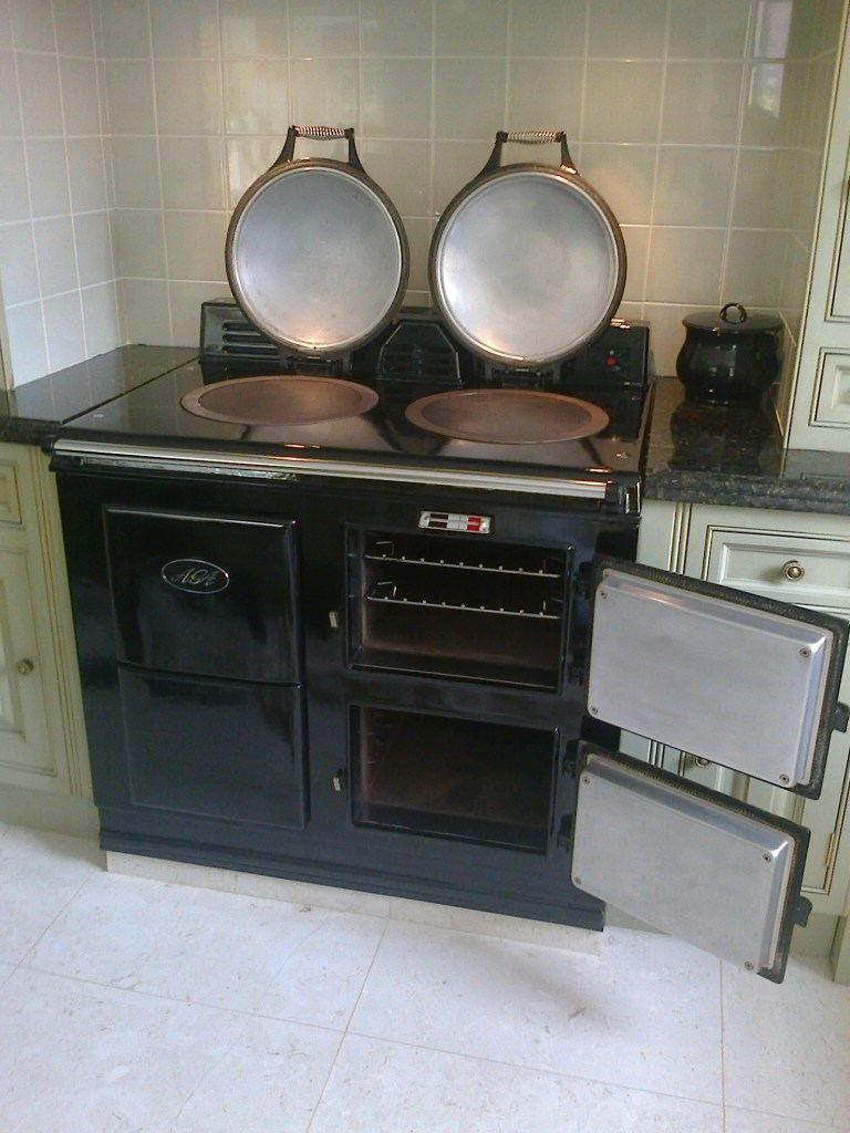 Aga Cleaning Example