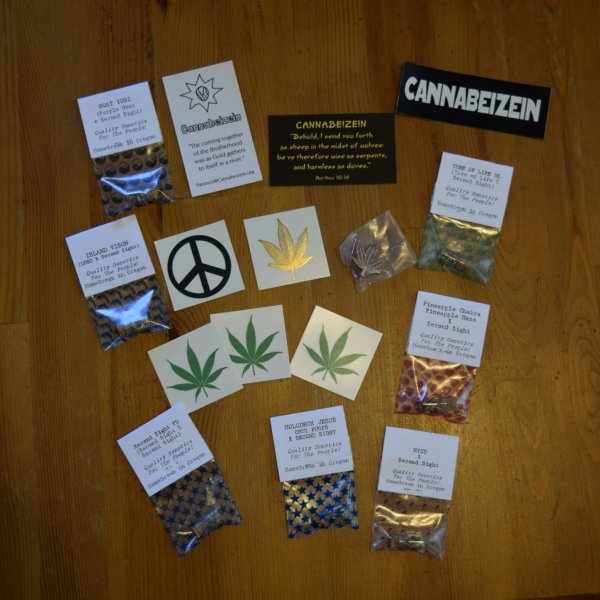 Cannabeizein Project Overgrow Package (70 regular seeds)
