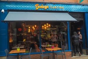 Bodega Restaurant  Flooring in Leicester City Centre