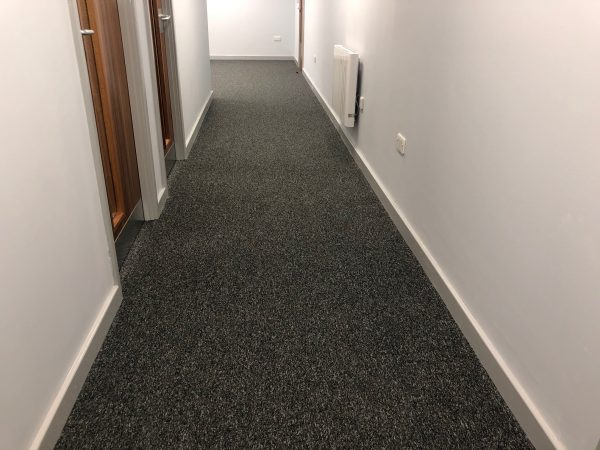 Carpet Tiles at East Midlands Airport