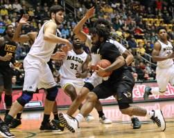 George Mason vs VCU Men's Basketball
