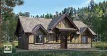 Cabin Kits - Post & Beam Wood Design Dc Structures