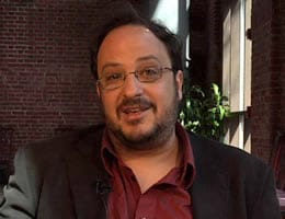 Derek Goldman (Photo courtesy of Georgetown University)