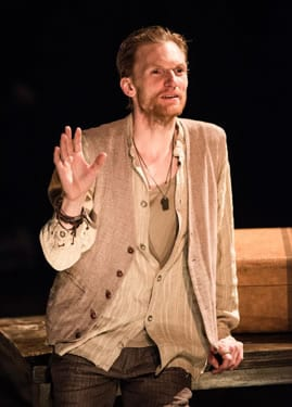 Scott in The Iliad at Studio Theatre