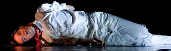 Spoleto Festival production of Mayday Mayday