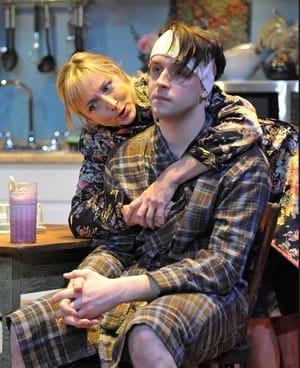 Kate Norris and Brad Koed (Photo: Stan Barouh)