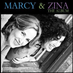 Hear what you missed: Marcy & Zina's CD from Amazon