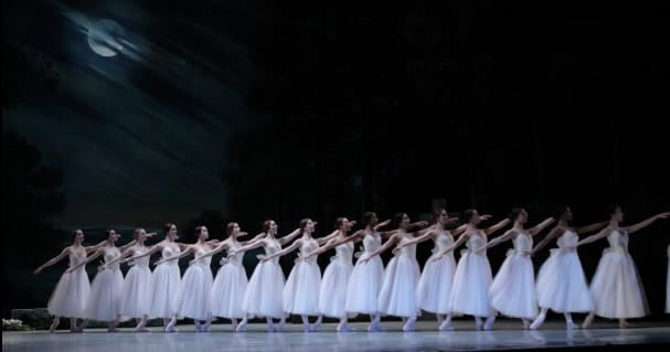 The Washington Ballet production of Giselle (Photo: Carol Pratt)